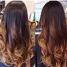 Frisur Lange Haare V by Ombre Färbung Beim Friseur Kosten Haare Mode