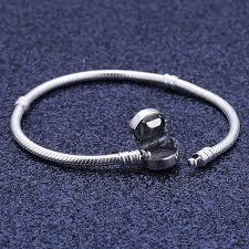 silver snake chain bracelet images New 925 sterling silver snake chain bracelets with pink enamel jpg