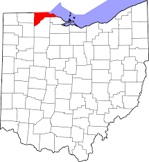 toledo ohio map file map of ohio highlighting lucas county svg wikimedia commons