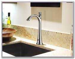 kitchen faucet pedal kitchen faucet pedal sinks and faucets home design ideas