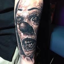 pennywise tattoos it tattoos pinterest tattoo clown tattoo