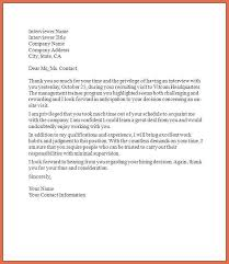 interview thank you letters if you have been interviewed for an