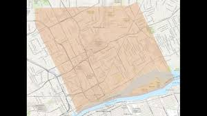 Detroit In World Map by Are You Part Of The Boil Water Alert In Detroit Highland Park