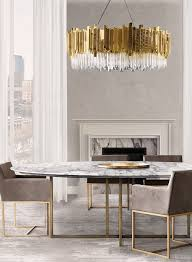 Light Fixtures Dining Room Ideas by Best 25 Luxury Dining Room Ideas On Pinterest Traditional