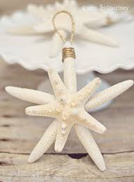 starfish ornaments getting beachy with