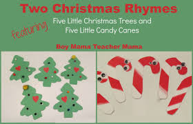 teacher mama two christmas rhymes boy mama teacher mama