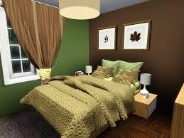chambre noir et vert chambre marron et vert en travaux pour la semaine on a refait des