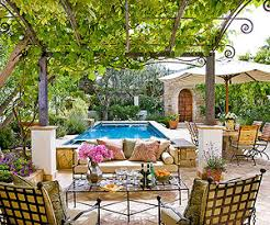 Cheap Backyard Ideas - Backyard landscape design ideas on a budget