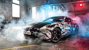 nissan 370z modified black car nissan tuning nissan 370z nismo wallpapers hd desktop