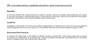 server administration server management and networking alokes