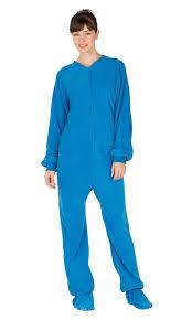royal blue footed pajamas pajamas one