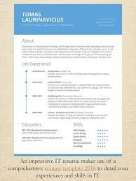 impressive resume samples 27 examples of impressive resumecv