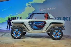 japanese jeep suzuki e survivor concept looks like a jeep inspired mars rover