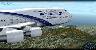 download fleet el al israel airlines v1 0 fsx u0026 p3d rikoooo