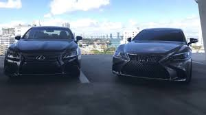 lexus ls interior 2018 exclusive 2017 lexus ls 460 vs all new 2018 lexus ls 500
