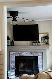 home design vintage industrial ceiling fans with light