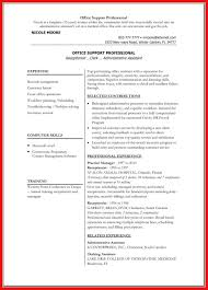 Word For Mac Resume Template Free Resume Word Document Template Virtren Com