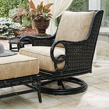 tommy bahama outdoor marimba swivel rocker lounge chair u0026 reviews