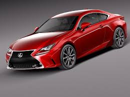 lexus sports car model model 2015 lexus rc
