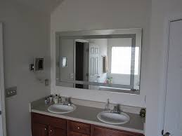 60 bathroom mirror amazon com lighted vanity mirror led mam86040 commercial grade 60