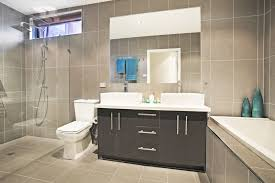 modern bathrooms designs minosa a showstopper modern bathroom with pic of minimalist