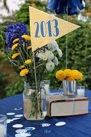 easy graduation centerpieces 65 creative graduation party ideas your grad will