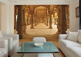 3d Wallpaper For Home Wall India Indian Palace Corridor 3d Wallpaper Other Things I Like