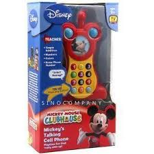 mickey mouse phone ebay