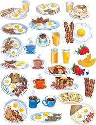 food vector breakfast vector clipart vector graphics blog