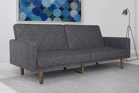Grey Sofa Bed Stylish Sleeper Sofas For Every Home Brit Co