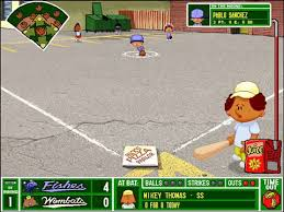Backyard Sports Game Backyard Baseball Was The Best Computer Game Thepostgame Com