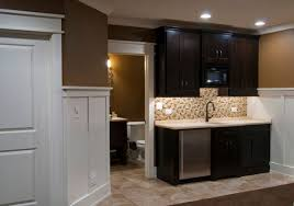 basement kitchenette ideas for basement kitchen flooring ideas for