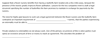 flower companies solved suppose that a flower nursery benefits from