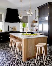 black and white kitchen framed pictures 25 winning kitchen color schemes for a look you ll