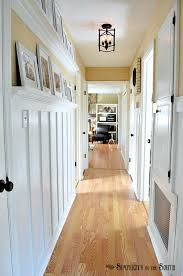 make your dark hallways brighter with these 9 clever ideas