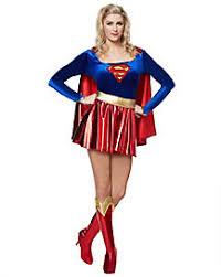 Superman Halloween Costumes Adults Superman Costume Supergirl Costume Superwoman Costume