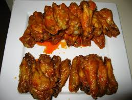 alton brown whole chicken brown steamed baked chicken wings 041