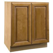 Assembled Xx In Sink Base Kitchen Cabinet In Unfinished - Home depot kitchen base cabinets