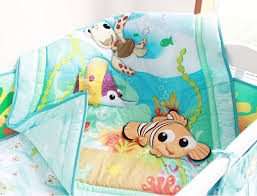 Nemo Bedding Set 8 Pieces Crib Baby Bedding Set Finding Nemo Baby Nursery Cot