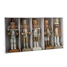 traditional wooden nutcracker soldier decorations