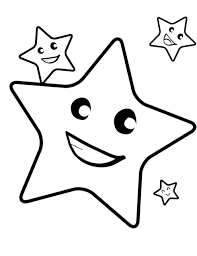 patrick star coloring photo in star coloring book at coloring book