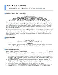 free art resume templates art resume template creative artist exle with skills highlight