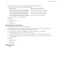 Sample Volunteer Resume by Xmind Master