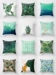 society6 green throw pillows society6 is home to hundreds of