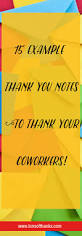 83 best thank you note examples images on pinterest thank you