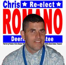 Chris Romano - chris romano deerfield township trustee