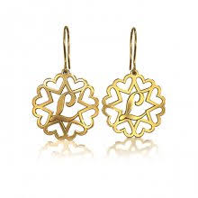 Gold Name Earrings Name Earrings Gold Name Earrings Namenecklacesaler