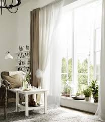 Ikea Beige Curtains Amazing Merete Curtains Ikea Decor With Curtains Curtains And