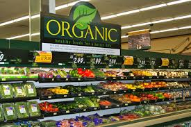 popular grocery stores which store will be the largest organic grocery store in 2 years