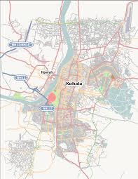 Uaa Map Ward No 130 Kolkata Municipal Corporation Wikipedia